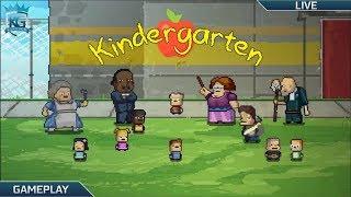 Kindergarten! Part 2!    Twitch Archive!