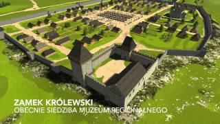 Średniowieczne Opoczno 1365 -  Rekonstrukcja