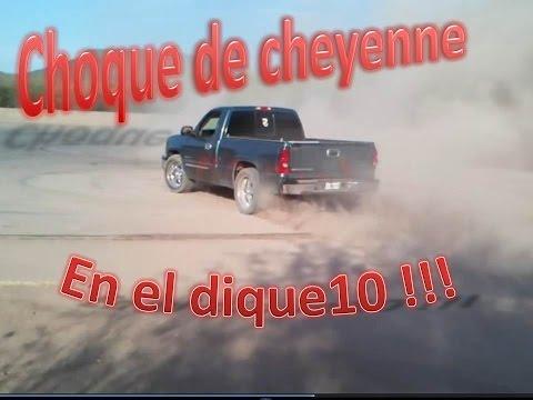 CHOQUE DE CHEYENNE EN DIQUE 10
