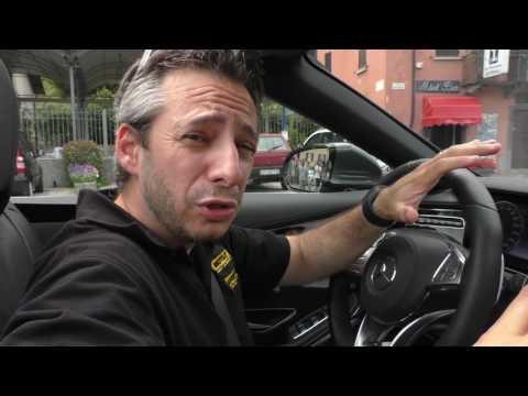 Mercedes Classe S500 Cabrio La tecnologia di bordo