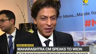 WION in Davos: Actor Shah Rukh Khan speaks about PM Modi's speech