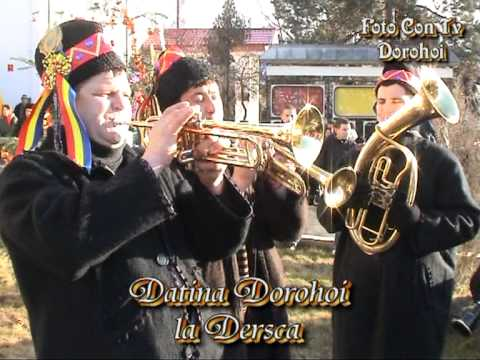 Formatia de Caiuti Datina Dorohoi la Dersca 2011 2012