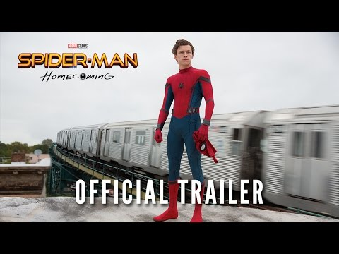 FIRST OFFICIAL Trailer for Spider Man Homecoming