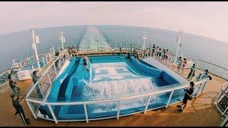 Asian Cruise 2017 - Singapore, Thailand, and Malaysia - GoPro