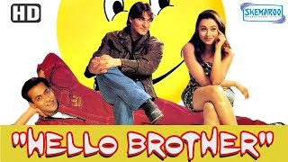 Hello Brother (HD) Hindi Full Movie - Salman Khan - Rani Mukerji - Arbaaz Khan - Comedy Movie