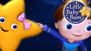 "Twinkle Twinkle Little Star | Nursery Rhymes | ""The Prince And The Star"" from LittleBabyBum!"