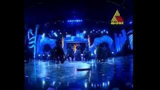 Radhika pandith Stage performence.
