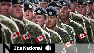 Ottawa to pay out nearly $1B to Armed Forces members alleging sexual misconduct