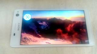 Sony C4 Accesorios y Funciones Basicas