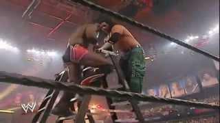 Money In The Bank Ladder Match 2006   Wrestlemania 22   Highlights HD