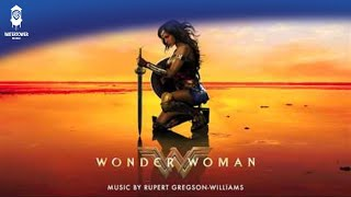 No Man's Land - Wonder Woman Soundtrack - Rupert Gregson-Williams [Official]