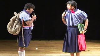 ജയറാമിന്റെ ഡുണ്ടുമോളും കോട്ടയംനസീറിന്റെ ടിന്റുമോനും | Malayalam Comedy Stage Show 2016 | Comedy Skit