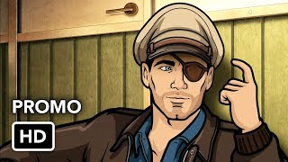 """Archer 9x02 Promo """"Disheartening Situation"""" (HD)"""