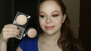 Is it a Dupe?? | Essence Pure Nude Highlighter vs Laura Mercier Matte Radiance