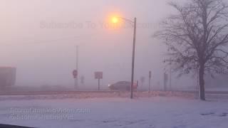 Chicago Area Freezing Dense Fog Advisory - 11/30/2018