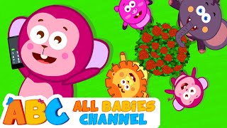 Ringa Ringa Roses | Nursery Rhymes & Songs for Children | All Babies Channel