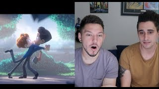 Husband & Husband react to IN A HEARTBEAT - Gay animated short film