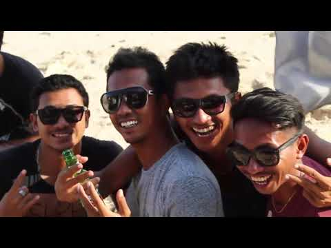 Nusa Dua Pandawa Boardriders Surfing Exhibition 2015