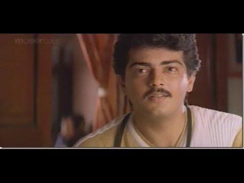 Thala Ajith Kumar Scene | Engagement Scene | Kaadhal Mannan | Tamil