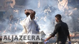 Somalia: Mogadishu rocked by twin bomb blasts, dozens killed