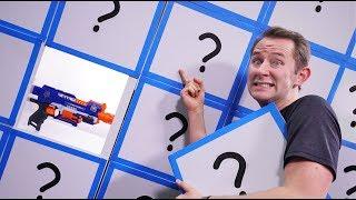 NERF Memory Match Challenge!