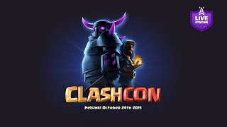 ClashCon LIVE! (full stream)