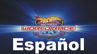 Hot Wheels Autopista 35 Carrera Mundial - español