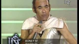 Boney M - Rasputin Live In Shanson TV