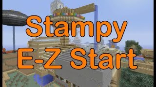 Stampy E-Z Start Map Download