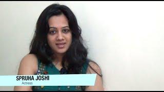 Actress Spruha Joshi Reveal Her Career Journey With Loksatta