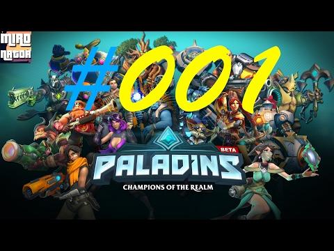 Angezockt: Paladins #001 (PC) Erste Eindrücke zum Spiel / MIRONATOR