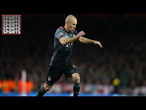 Arsenal Embarrassed in Champions League Exit Bayern 5 1 Arsenal