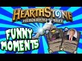 Download Video Download HEARTHSTONE FUNNY MOMENTS - Max's Lizard, Meghan Trainor, Ass Jobs & More! 3GP MP4 FLV