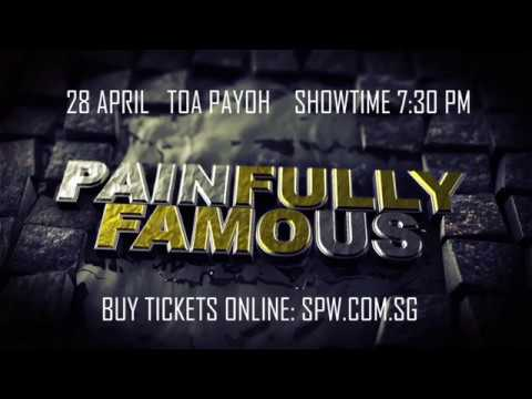 SPW presents Painfully Famous