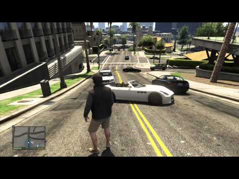 SURFANDO NO GTA V