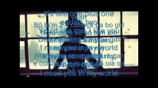 Nelson Freitas feat C4Pedro - Bo Tem Mel  [2013] - LETRA