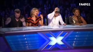 The X Factor Australia 2012 - Episode 20, TOP 9 - Live Decider 4, Bottom 2 Results & Elimination