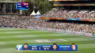 QF 3: AUS vs PAK: Highlights - Australia book semi-final spot. Watch ICC World Cup on starsports.com