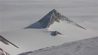 В Антарктиде обнаружены 3 пирамиды древних цивилизаций