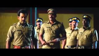 Mumbai Police Mass Scene