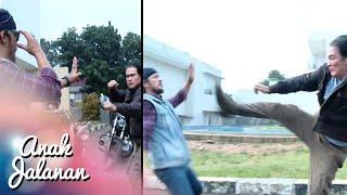 Duel Bang Kobar Vs Abah Rama [Anak Jalanan] [16 April 2016]