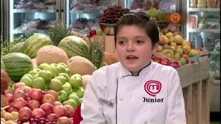MÁSTER CHEF JUNIOR, Capítulo 7