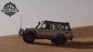 رحله الى الصمان و السنيدي حفر الباطن  Quick Trip To AlSuman and AlSanidi