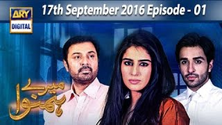 Mere Humnawa Ep - 01 - 17th September 2016 - ARY Digital Drama