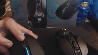 Wireless G903 vs G703 Comparison and Mouse Review