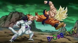 Dragon Ball Super Goku vs. Frieza [AMV] - MY DEMONS