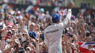 2016 British Grand Prix | Race Highlights