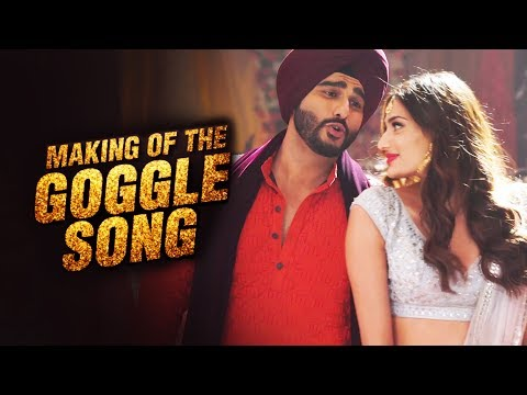 Xxx Mp4 Making Of The Goggle Song Mubarakan Anil Kapoor Arjun Kapoor Ileana D'Cruz Athiya Shetty 3gp Sex