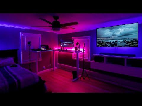 Building My DREAM ROOM Setup Crazy Transformation