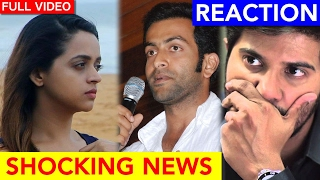 Malayalam Actress Bhavana Molestated Abducted & Kidnapped in car   Prithviraj Reacts   Manju Warrier